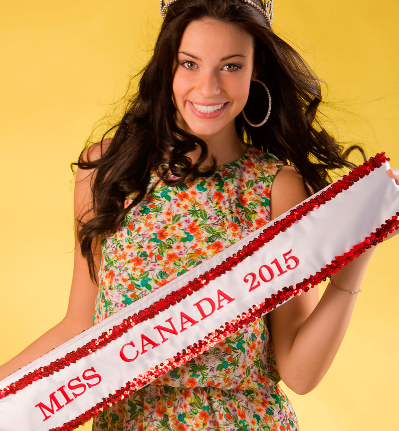 About us – Miss Canada